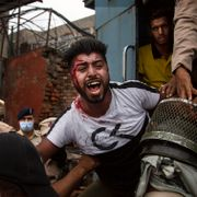 Åtte drept i kamper i Kashmir