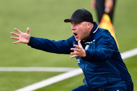 Sandnes Ulf-treneren: – Vinner vi de to neste her hjemme, kan vi kalle dette et fort