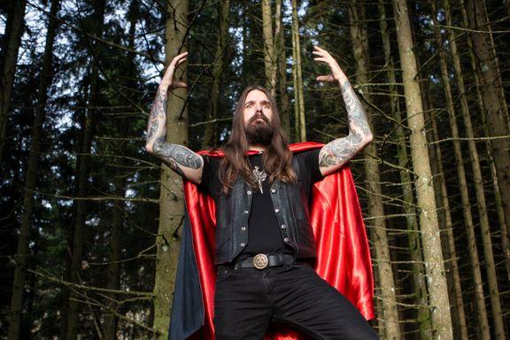 Nær parodi, men moro metal fra eks-Kvelertak-sanger