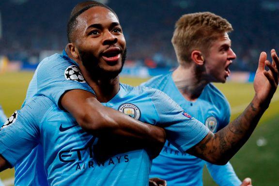 Manchester City skrev under gigantisk draktavtale