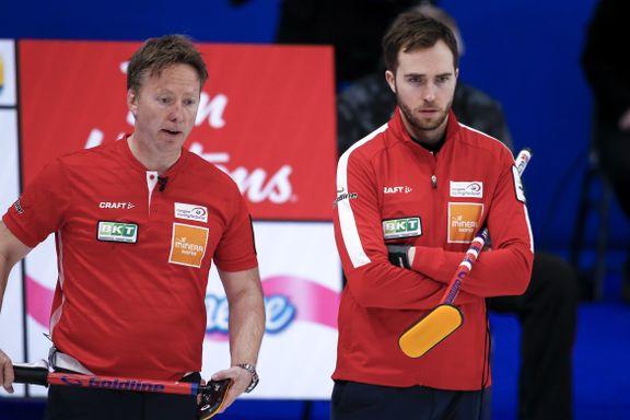Curling-herrene slått ut av VM – må ut i OL-kvalifisering