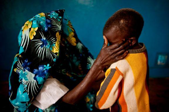 Denise (3) ble funnet blødende i sølen: Kongo-krigere dømt for voldtekt av små jenter og spedbarn