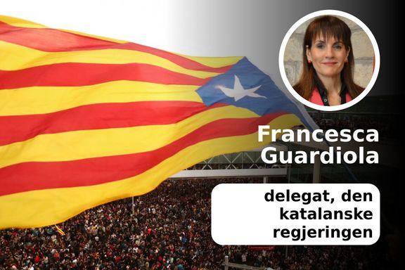 Dialog om Catalonia er løsningen