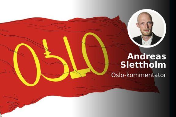 «Bedre bevis på at Oslo er full av livsfjerne veganere, grønne kommunister og elsyklende byråkrater, får du ikke»