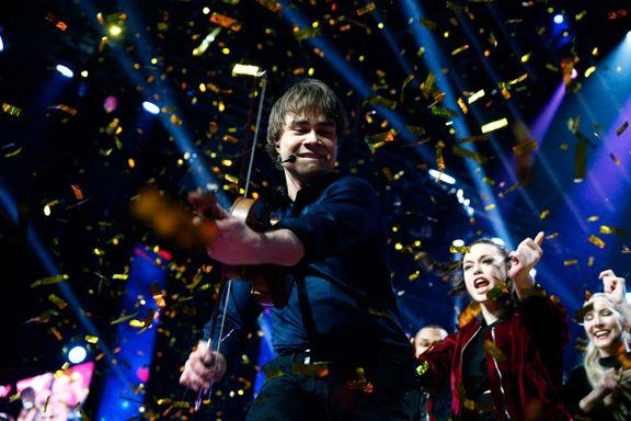 «Sjansespill å sende Rybak til Eurovision»