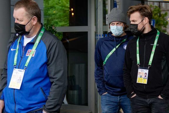 Hockeyguttas sjokkbeskjed: Må på karantenehotell etter VM