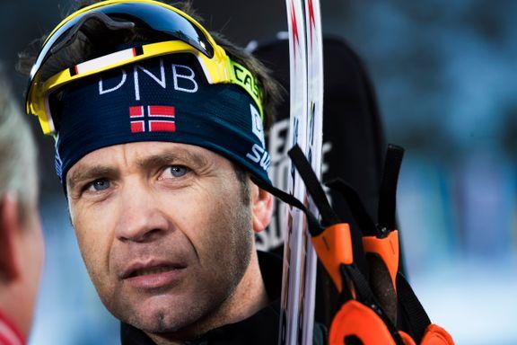 Bjørndalen gjør comeback i verdenscupen
