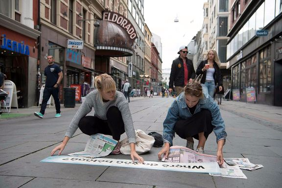 Osloarkitektur trekker verdenspressen
