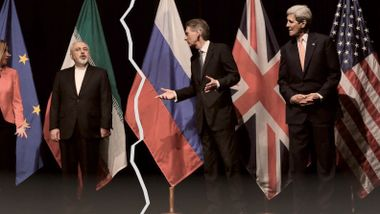 Hvorfor krangler USA med Iran?