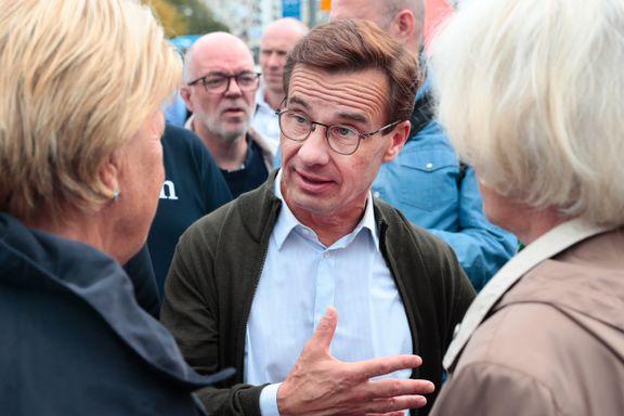 Han liker ikke politisk spill, men gamblerne tror han blir Sveriges nye statsminister