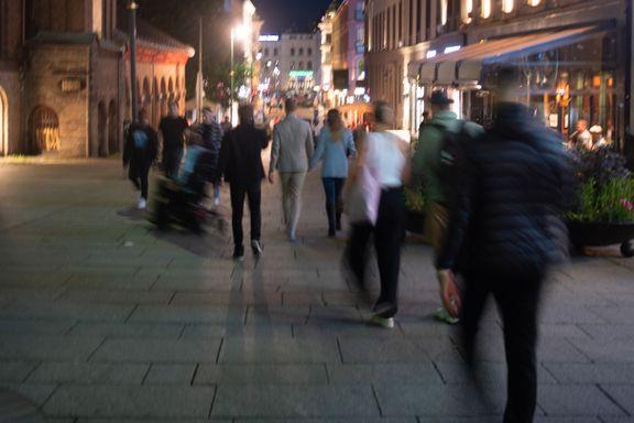 Få problemer under Oslos første helg med nattlig skjenking