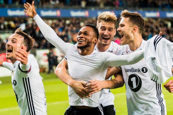 Rosenborg starter med bortekamp i Baskerland