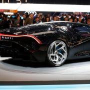 Ble verdens dyreste bil