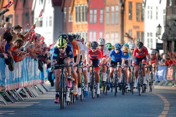 Selskap begjærer sykkel-VM konkurs