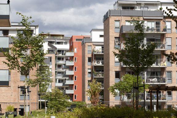 Boligprisene: – Aldri vært solgt så mange boliger ved utgangen av august som i år
