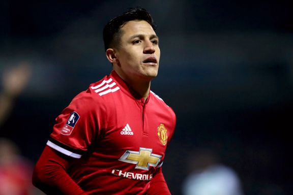 Sanchez debuterte – Manchester United videre etter storseier