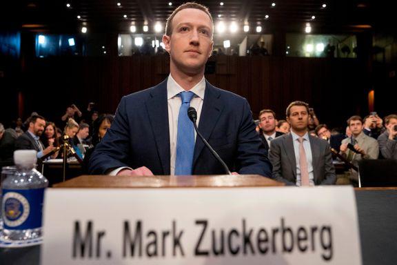 Aftenposten mener: Facebook må reguleres strengere