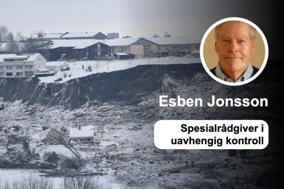 Kvikkleireskredet i Gjerdrum er en skandale som må få store konsekvenser