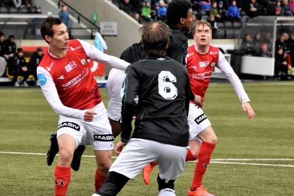 Bryne herjet i 9–0-seier mot Ålgård, tok aldri foten av gasspedalen