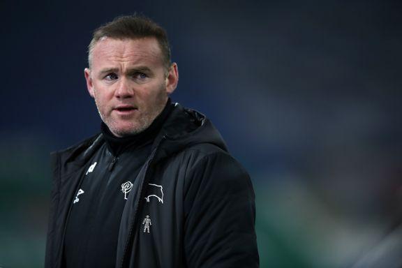 Kaos for Rooney og Derby før seriestart: – Alt er bekmørkt
