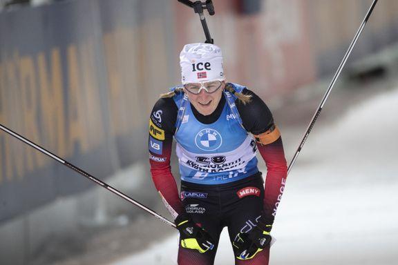 Hanna Öberg vant igjen – de norske skjøt seg ut av seierskampen