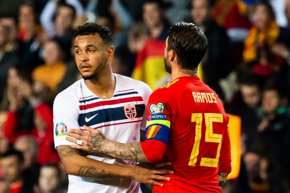 King fikk seg en kraftig overraskelse i møte med Ramos