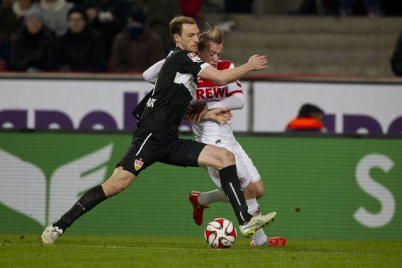 Finne spilte mer enn noen gang før i Bundesliga