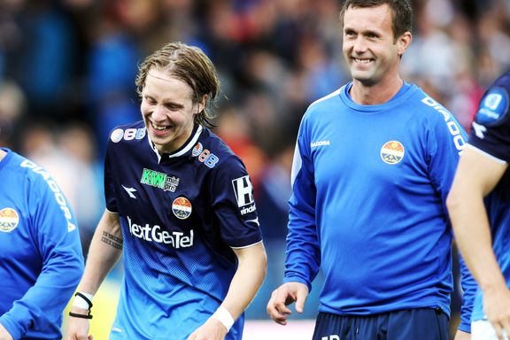 Monaco speidet på Stefan Johansen
