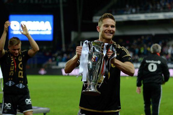 Vilhjalmsson har fått bud på 101.000 kroner for gullmedaljen