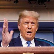 Trump vil sende væpnede styrker mot demonstranter
