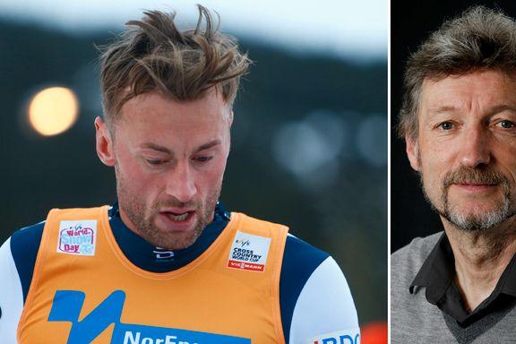 «Petter Northug kjemper en kamp mot alderen, med motivasjonen og mot yngre løpere som flytter grenser»