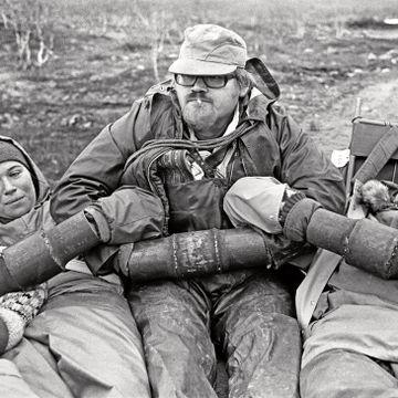 40 år siden Alta-aksjonen: En nøkkel i en sko hjalp den største politistyrken i fredstid