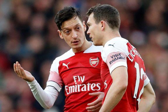 DIREKTE: Arsenal spiller vrien bortekamp