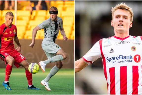 Tromsø-duo tatt ut på landslaget