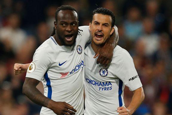 Chelsea tok tre poeng og holder liv i mesterligadrømmen