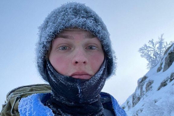 Eirik Frogner (23) tok myndighetenes koronaråd bokstavelig: Gikk på ski fra Oslo til Bergen
