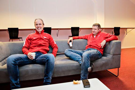 Med Larsen på plass er treneren fornøyd med Brann-stallen