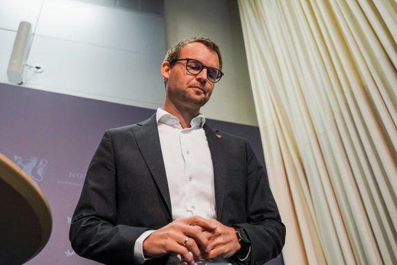 Ropstad møtte pressen etter skatteavsløring: – Jeg vil gjøre opp for meg