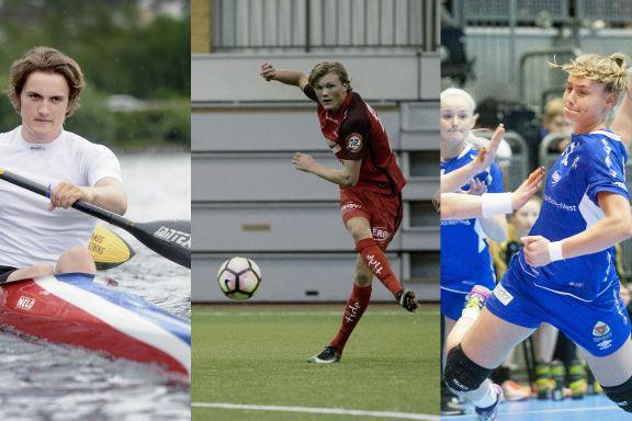 Kjenner du ungdom som er god i sport?