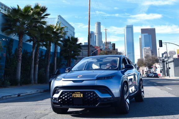 Skal bli verdens mest bærekraftige: Denne bilen er laget av fiskegarn og søppel