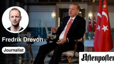 Tyrkia-analyse med flere mangler | Fredrik Drevon