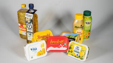 Smør, margarin eller olje? Dette bør du velge, og så mye kan du spise.