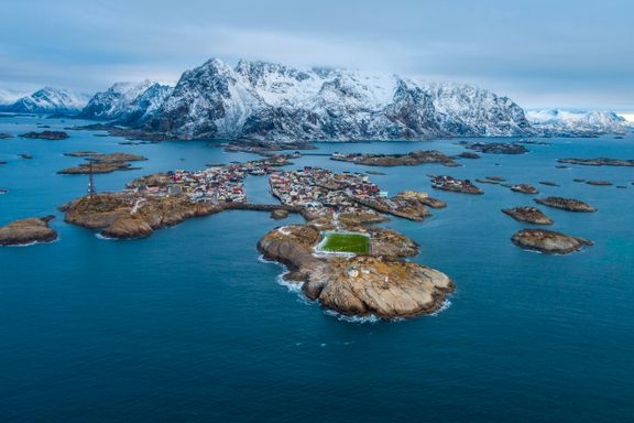 Over 200.000 har sett den spektakulære norgesvideoen