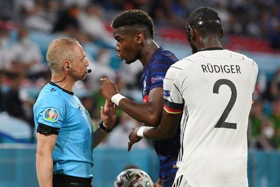 Paul Pogba: – Han gnafset litt på meg