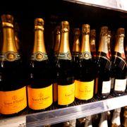 Russland nekter champagne å hete champagne