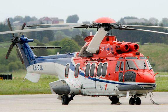 Luftfartstilsynet forbyr all flyvning med Super Puma - setter redningshelikoptre på bakken