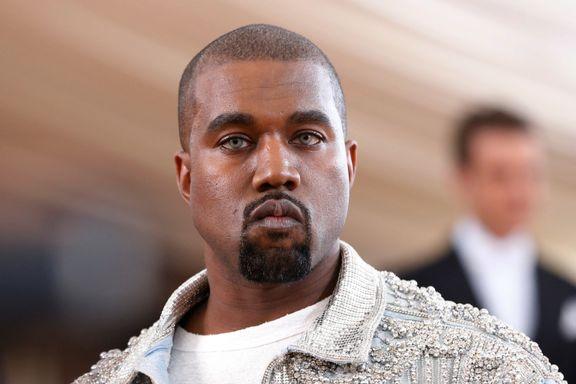 Kanye West innlagt på sykehus