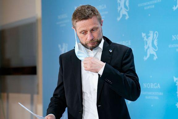 Bent Høie gir inntrykk av at hele feltet står bak rusreformen. Sover han i timen?