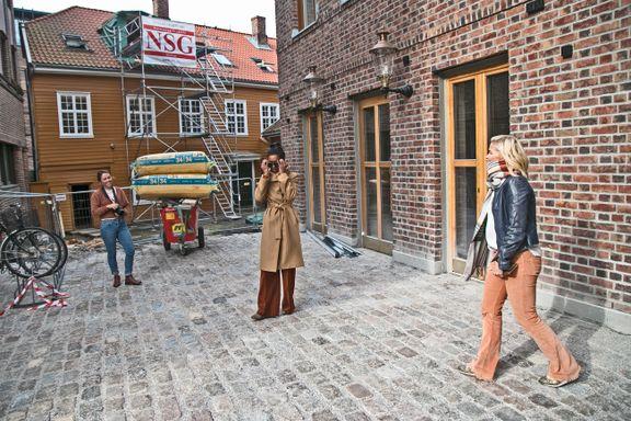 Her lager de mini-Brooklyn i Fredrikstad