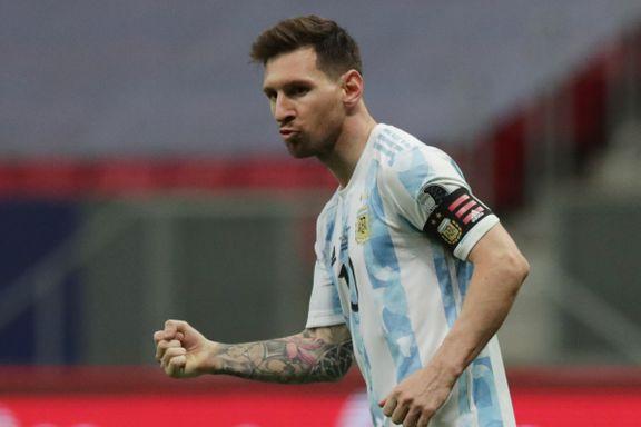 Argentina til finale etter straffekonk-drama